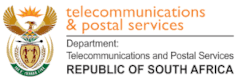 Ministry of Communications and Digital Technologies logo