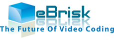 eBrisk Video logo