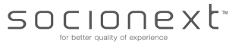 Socionext logo