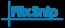 Flix Snip logo