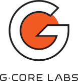 G-Core Labs logo