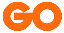 GO p.l.c. logo