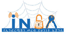 Information Network Security Agency logo