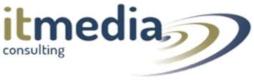 ITMedia Consulting logo