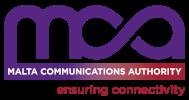 Malta Communications Authority logo