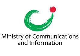 Ministry of Communications and Information logo