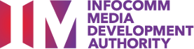 Media Development Authority of Singapore (MDA) logo