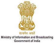 Ministry of Information and Broadcasting logo