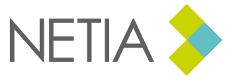 NETIA logo
