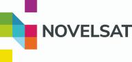 NovelSat logo