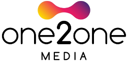 one2one Media logo