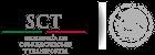Secretaría de Comunicaciones y Transportes logo