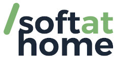 Soft At Home logo