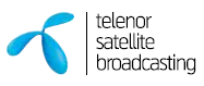 Telenor Satellite Broadcasting logo