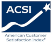 American Customer Satisfaction Index logo