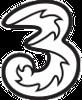 Three UK logo