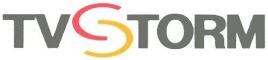TVSTORM logo
