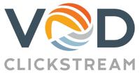 VOD Clickstream logo